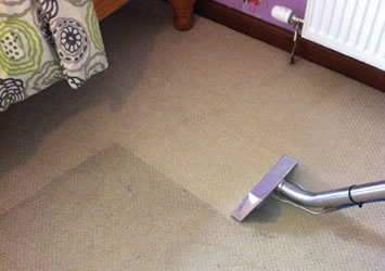 Domestic carpet cleaning around Stonehaven